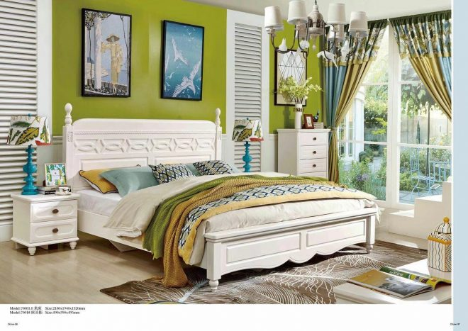 cheap white mdf solid wood master bedroom furniture set modern design wooden king size queen size bedroom set buy mdf bedroom setsmaster bedroom