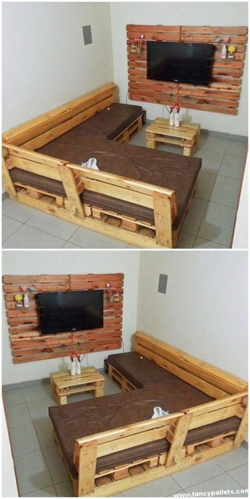 chest of drawers from wooden pallets diy pallet furniture