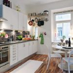 chic apartment kitchen ideas within stunning small vintage