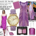 chic inspector pantone color of the year radiant orchid