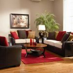 chocolate brown sofa brown couch living room living room