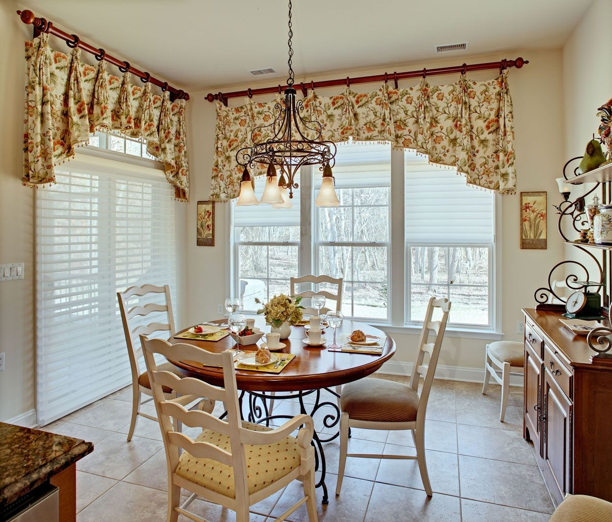 choose the best dining room curtains knowwherecoffee home blog