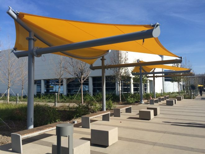 choosing a material for your shade structure our blog