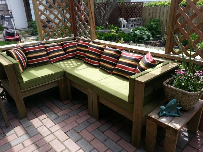 cinderblock bench diy pinterest bench backyard and yards