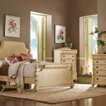 cindy crawford home key west sand 5 pc king sleigh bedroom