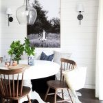 classic dining room with shiplap in 2019 classic dining