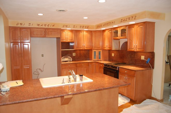 classic kitchen cabinet refacing reface replace or paint
