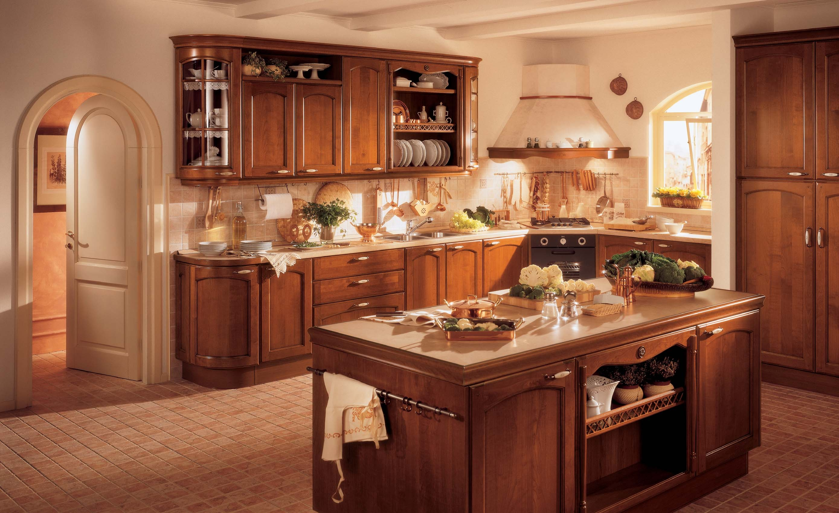 classic kitchen design home planning ideas traditional