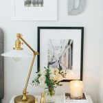 cofounders chicago home and office tour bedside table