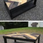 colored diy wood pallet furniture projects wooden pallet