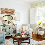 colorful vintage cottage style cottage style decorating
