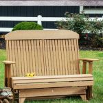 complete your amish outdoor furniture collection with this