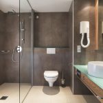 contemporary bathroom bathroom for residential with shower