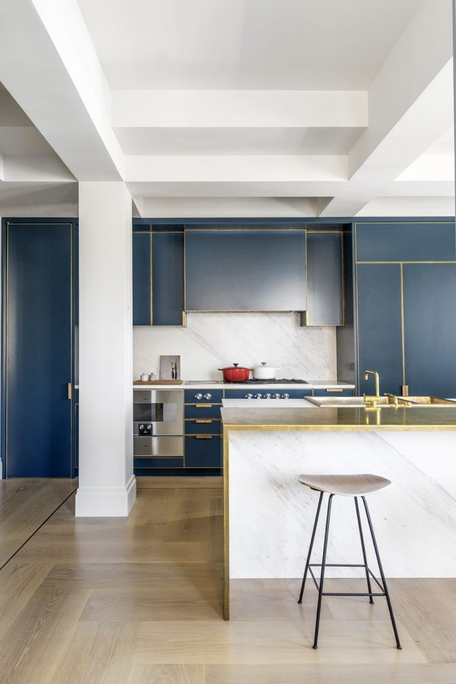 contemporary blue kitchen dpages luxury kitchens in 2019