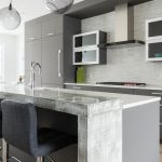 contemporary kitchen design cabinets ateliers jacob calgary