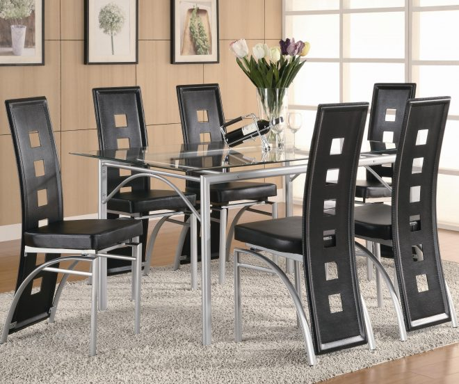 contemporary modern dining table co 101681