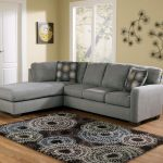 contemporary sectional sofa with left arm facing chaise signature