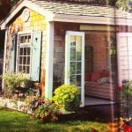 convert a shed into and outdoor living space dream rooms