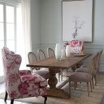 cool dining table wing chairs light standard and wingback