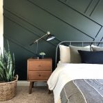 cool forest green accent wall bedroom green green bedroom