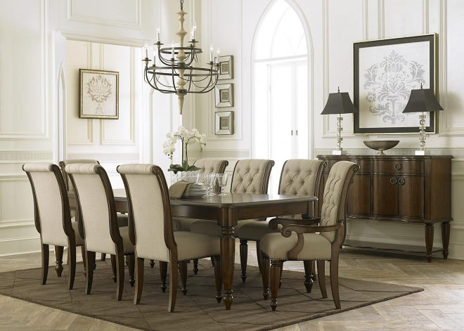 cotswold formal dining room group liberty furniture at wayside furniture