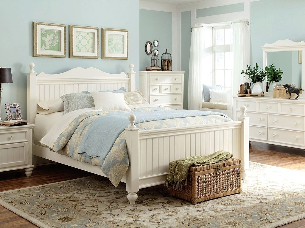 cottage bedroom idea furniture beach house cottage style