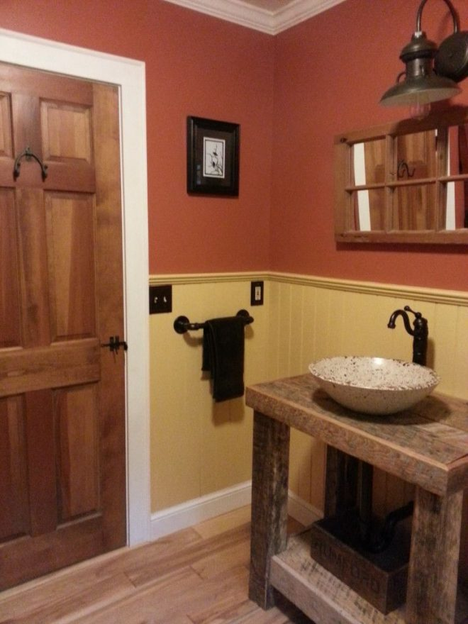 country bathrooms with beadboard bathroom exquisite country