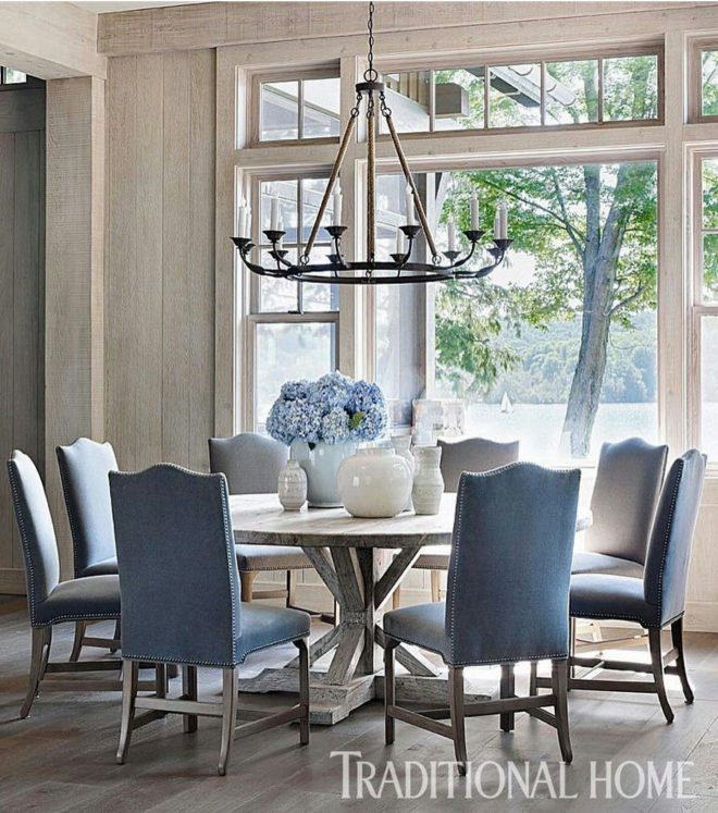 country chic dining traditional home dining room tables in 2018