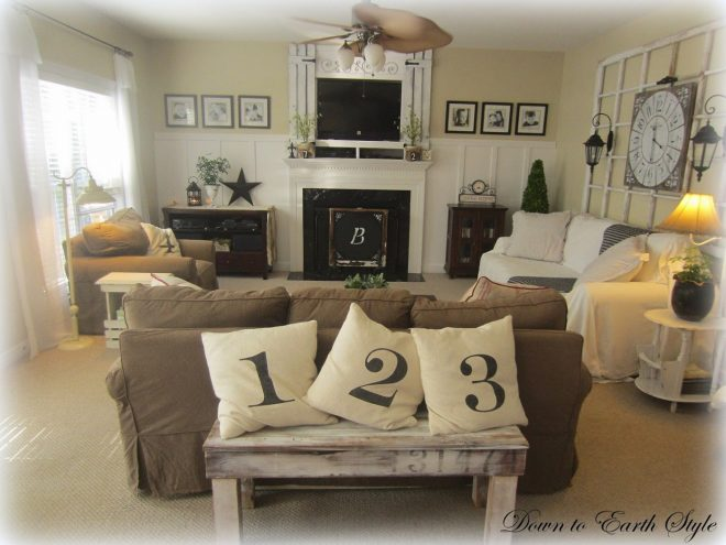 country living room ideas interior and decoration cozy rooms