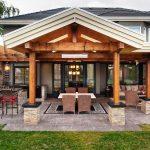 covered deck designs and patio perfect simple plans home