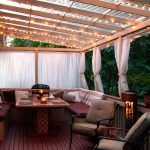 covered patio deck designs ideas roof addition design home