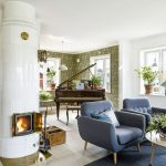 cozy country cottage in sweden scandinavian design country