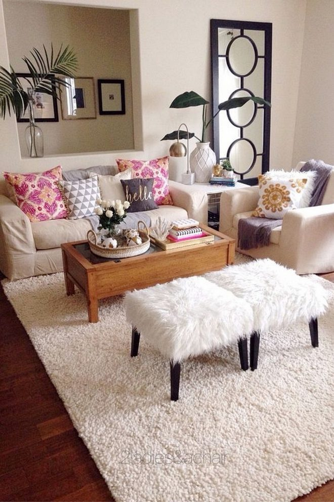 cozy small apartment decorating ideas on a budget decomagz