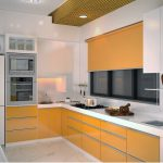 crafted kitchen l shape i
