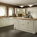 cream and grey kitchen ideas with black also cabinets design