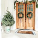 create a scandinavian christmas wreath tribe of burton