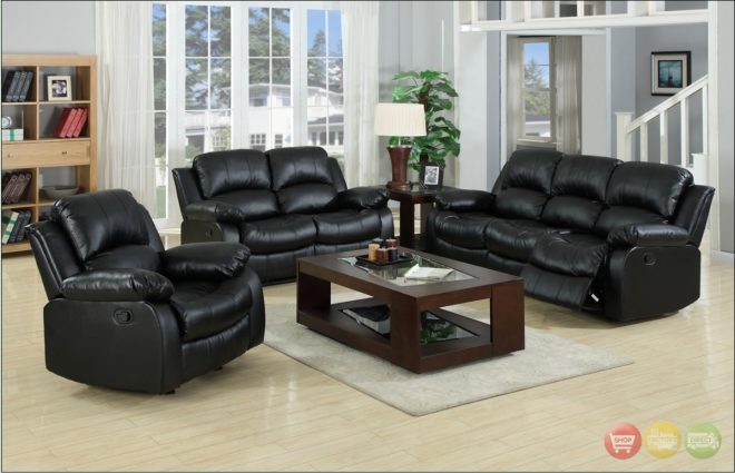 creative black leather living room furniture 78 for your home design