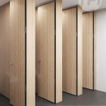 cubicle full height fh toilet partitions industries