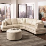 curved loveseat contemporary curved leather sectional sofa