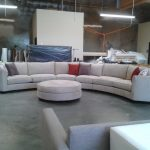 curved sectional sofa set rich comfortable upholstered