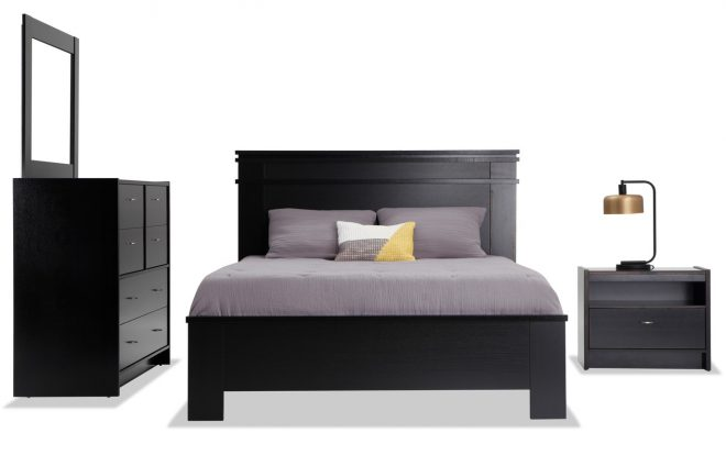 dante queen bedroom set