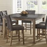 deb square dining table