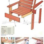 deck chair plans outdoor furniture plans outdoor