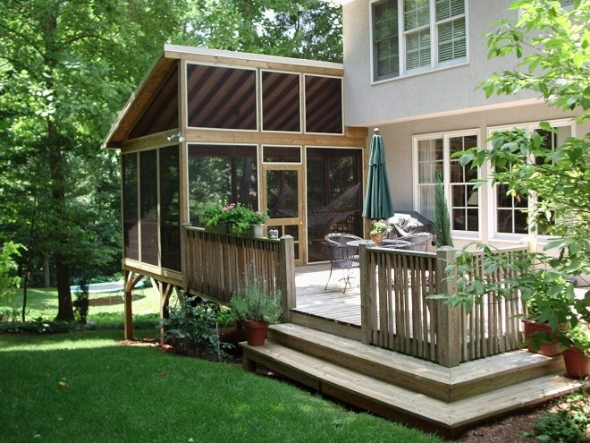 deck ideas for back of house off composite decking deck porch