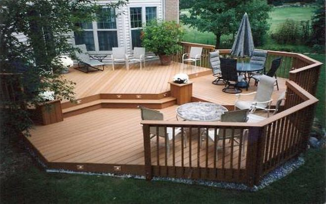 deck patio ideas small backyardspatio and for yards images