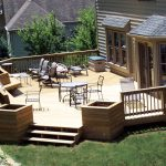 decking designs for small gardens new beautiful backyard