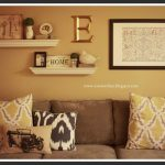 decorate over a sofa above the couch wall decor my