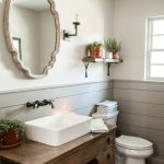 decorating ideas 10 bathrooms with beadboard wainscoting