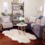 decorating ideas for the living room cozy small apartment design