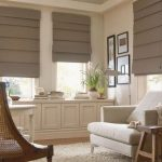 decorating state family room together with modern window treatments
